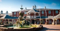 Alton Towers Hotel in Staffordshire England
